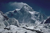 View of K2 from north