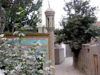 A street in Yarkand (Sache)