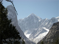 Turkestan Ridge