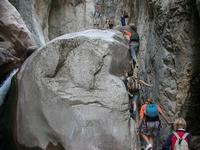 Uzbekistan Mountain Canyoning