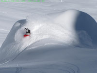Heli skiing with ClimberCA