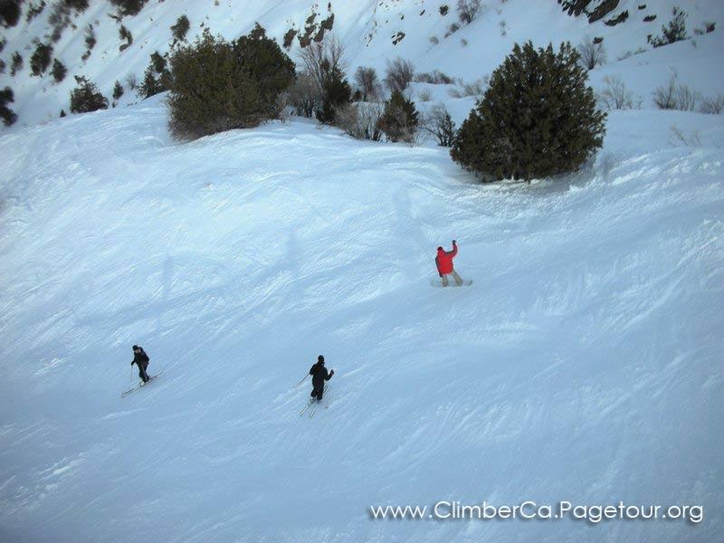 uzbekistan snowboarding snow skiing activity holidays asia. Black Bedroom Furniture Sets. Home Design Ideas